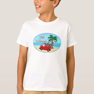 Hawaiian Christmas T-Shirt