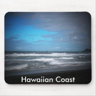 Hawaiian Coast Mouse Pad