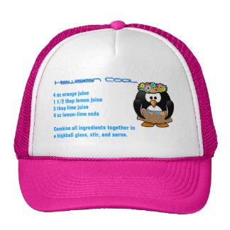 Hawaiian Cool Drink Recipe Trucker Hat
