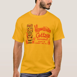 Hawaiian Cottage (Front and Back) T-Shirt