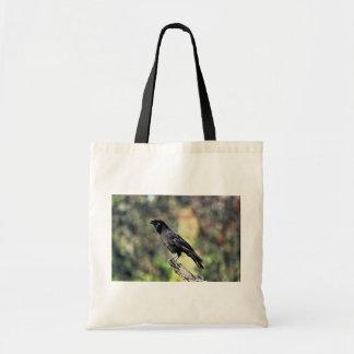 Hawaiian Crow Bag