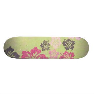 Hawaiian Days Skate Board Deck