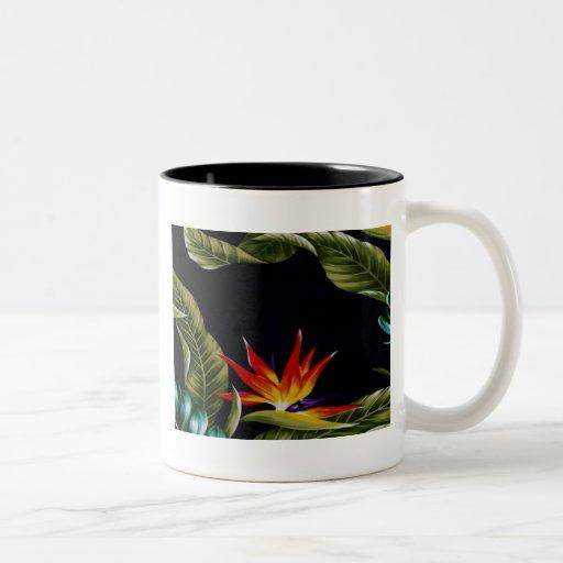Hawaiian Design Coffee Mugs Zazzle
