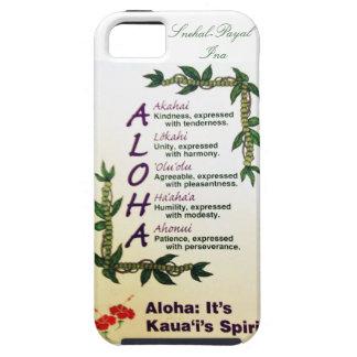 Hawaiian Design iPhone SE/5/5s Case
