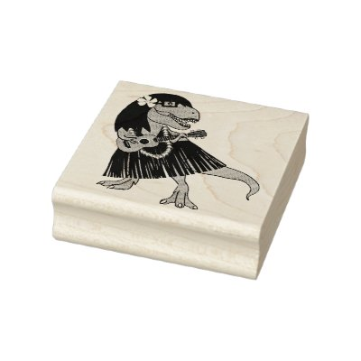 Ukulele Rubber Stamp Zazzle