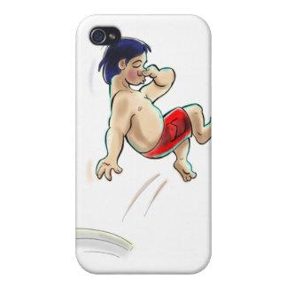 hAwAiiAn DiVeR1 iPhone 4 Cases