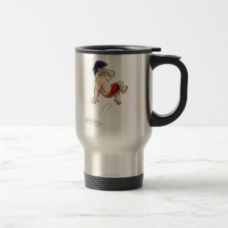 hAwAiiAn DiVeR 15 Oz Stainless Steel Travel Mug