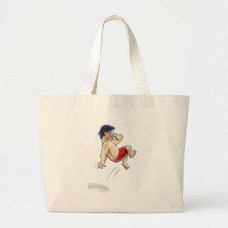 hAwAiiAn DiVeR Canvas Bag