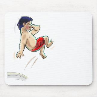 hAwAiiAn DiVeR Mouse Pad