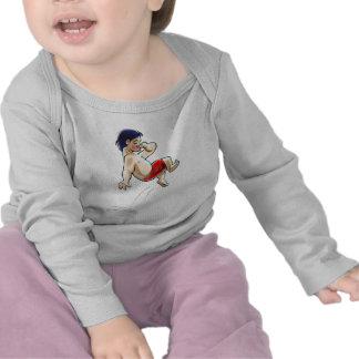hAwAiiAn DiVeR Tee Shirt