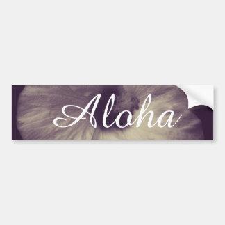 Hawaiian Dreams Bumper Sticker