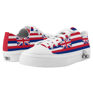 Hawaiian flag Low-Top sneakers