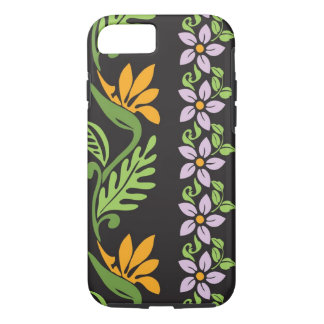 Hawaiian Floral Tribal iPhone 8/7 Case