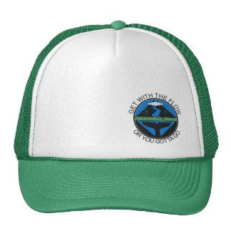 Hawaiian Flow Trucker Hat