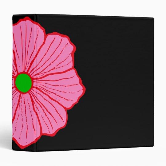 Hawaiian Flower Binder