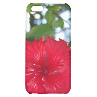 Hawaiian Flower Case iPhone 5C Cover