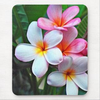 Hawaiian Flower Mousepad