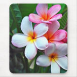 Hawaiian Flower Mousepad Mouse Pad