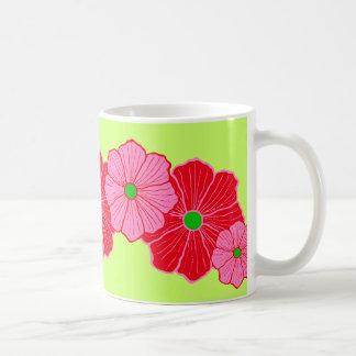 Hawaiian Flower Mug