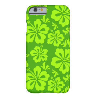 Hawaiian flower phone cover barely there iPhone 6 case