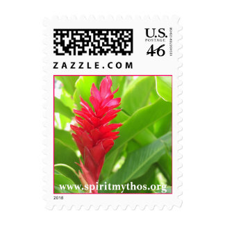 Hawaiian Flower Postage