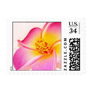 Hawaiian Flower Stamp
