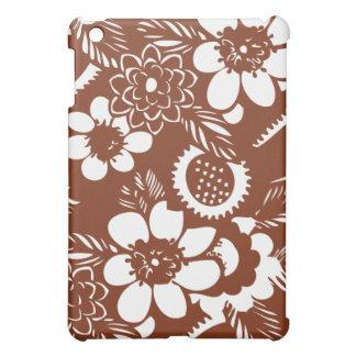 Hawaiian Flowers Design Case For The iPad Mini