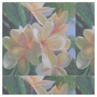 HAWAIIAN FLOWERS IN BLOOM FABRIC