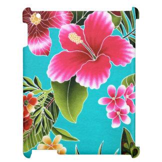 Hawaiian Flowers - iPad Case