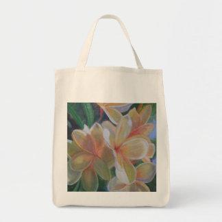 HAWAIIAN FLOWERS Organic Tote Bag