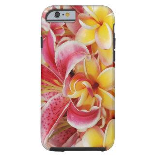 Hawaiian flowers Phone case Tough iPhone 6 Case