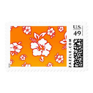 Hawaiian Flowers Postage