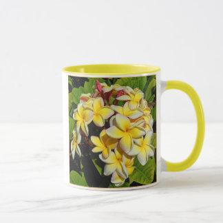 Hawaiian Frangipani Mug