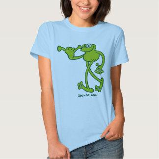 Hawaiian Frog T-Shirt