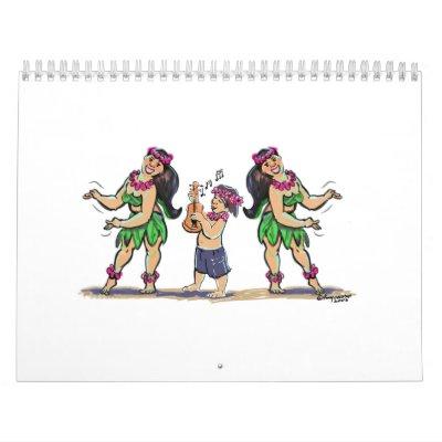 HaWaIIaN FuN Wall Calendars