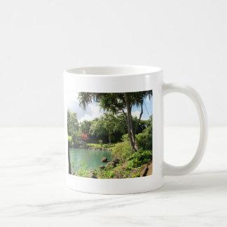 Hawaiian Garden Mug