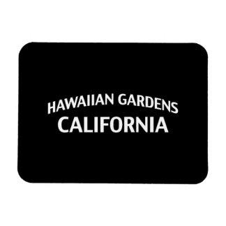 Hawaiian Gardens California Rectangular Photo Magnet