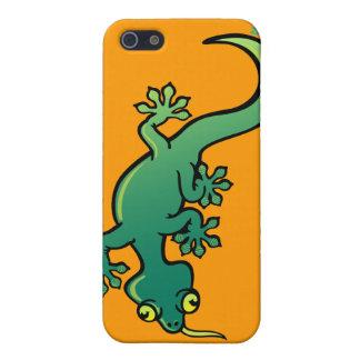 Hawaiian Gecko iPhone 5 Case