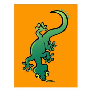 Hawaiian Gecko Postcard