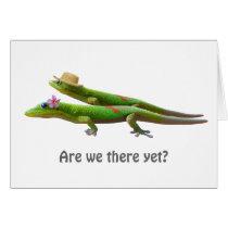 Hawaiian Geckos
