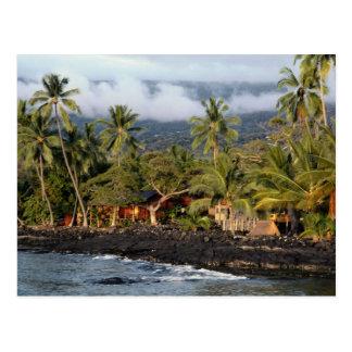 Hawaiian Getaway Postcards
