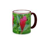 Hawaiian Ginger Coffee Mugs