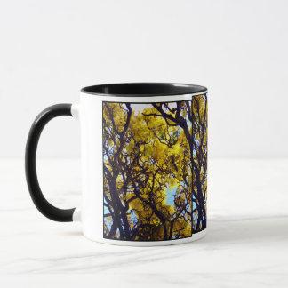 Hawaiian Gold Tree Mug