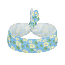 Hawaiian Green Sea Turtles Elastic Hair Tie