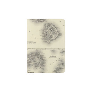 Hawaiian Group Or Sandwich Islands Passport Holder