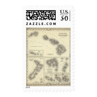 Hawaiian Group Or Sandwich Islands Postage
