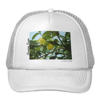 Hawaiian Guava Cap Trucker Hat