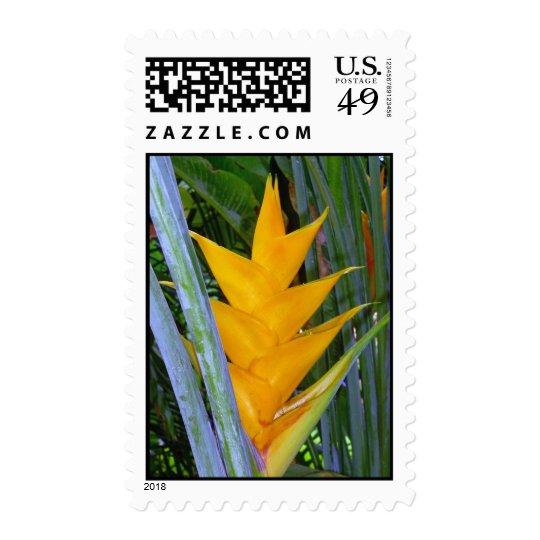 Hawaiian Heliconia Postage