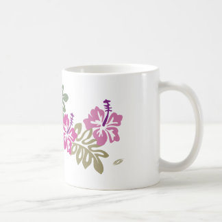 Hawaiian Hibiscus Coffee Mug