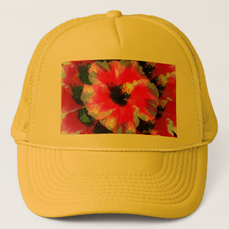 Hawaiian Hibiscus Collection Trucker Hat